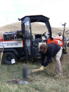 Seismic Ground Water Detection